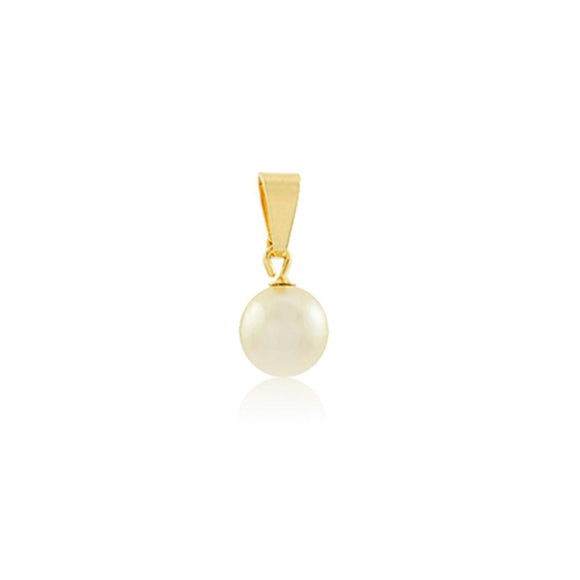 26015 18K Gold Layered Pendant