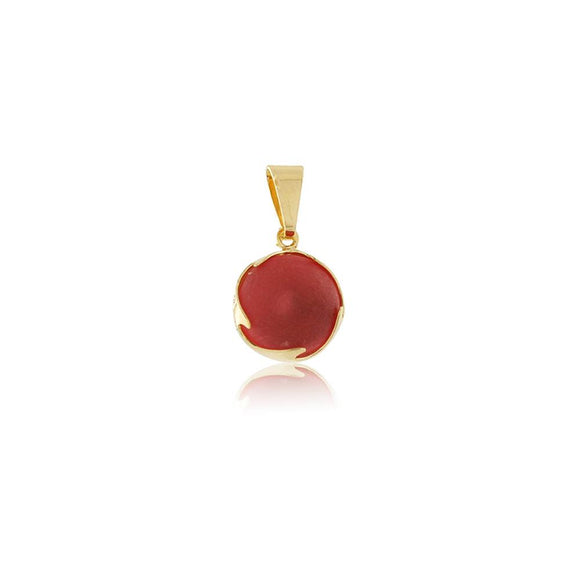 26019 18K Gold Layered Pendant