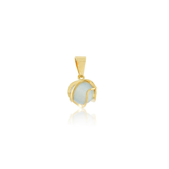 26025 18K Gold Layered Pendant