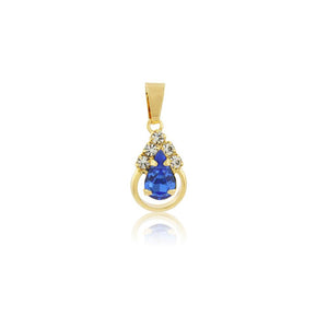 26034 18K Gold Layered Pendant