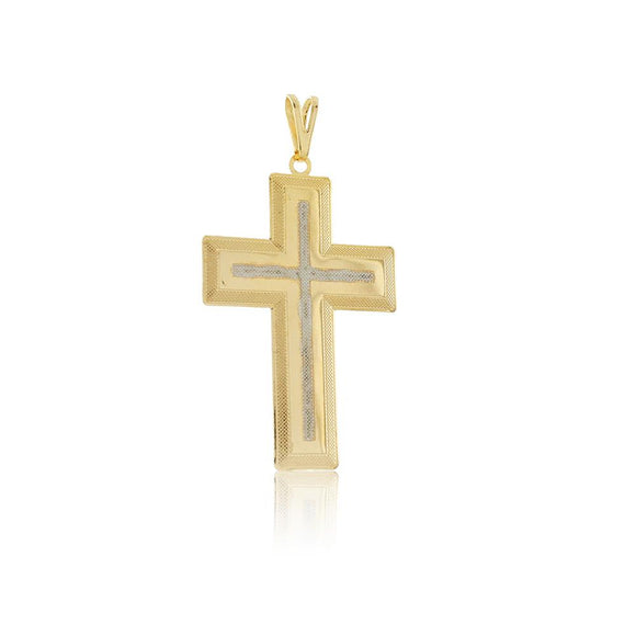 26096 18K Gold Layered Pendant