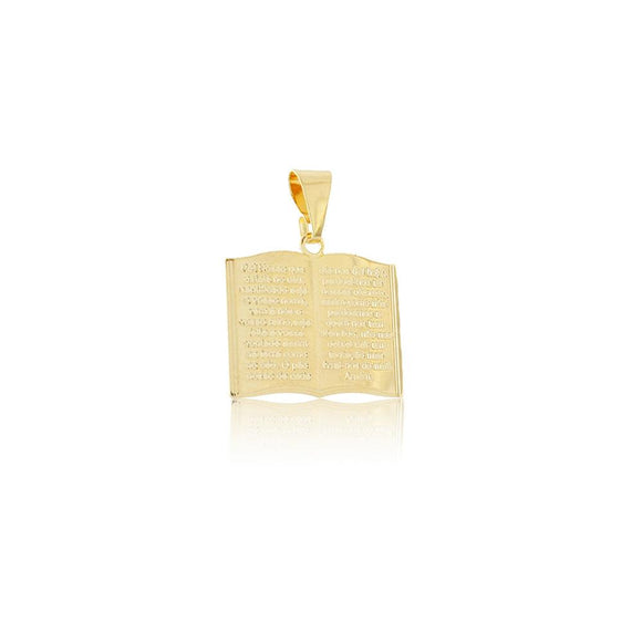 26117 18K Gold Layered Pendant