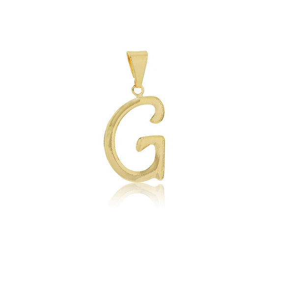 26146 18K Gold Layered Pendant