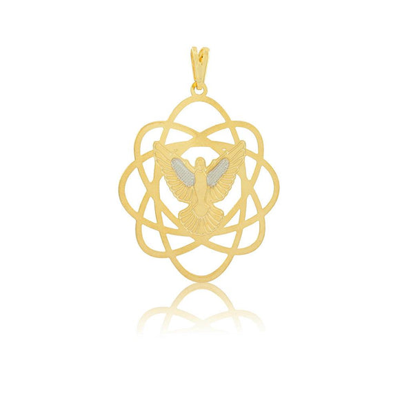 26160 18K Gold Layered Pendant