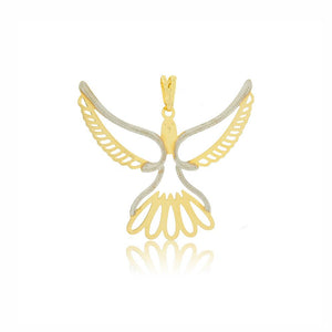 26161 18K Gold Layered Pendant