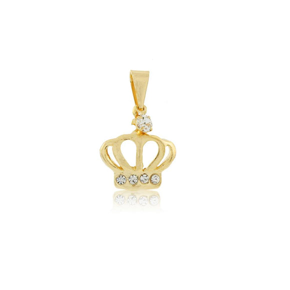 26174 18K Gold Layered Pendant