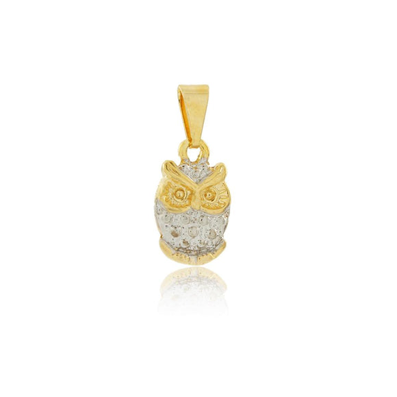 26175 18K Gold Layered Pendant