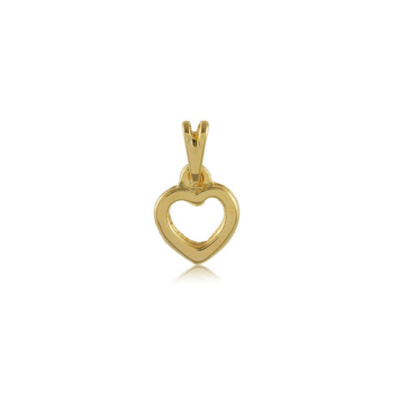 26193 18K Gold Layered Pendant