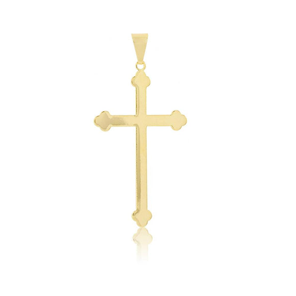 26213 18K Gold Layered Pendant