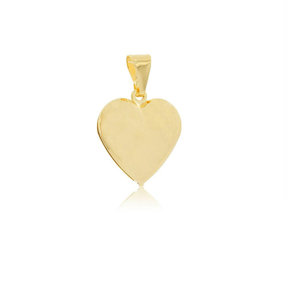 26216 18K Gold Layered Pendant