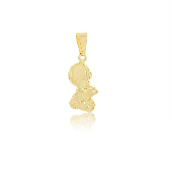 26219 18K Gold Layered Pendant