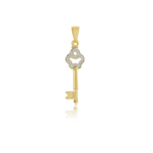 26234 18K Gold Layered Pendant