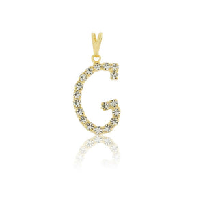 26252 18K Gold Layered Pendant