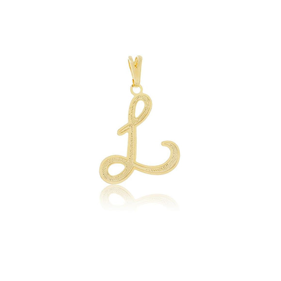 26278 18K Gold Layered Pendant
