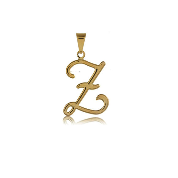 26297 18K Gold Layered Pendant