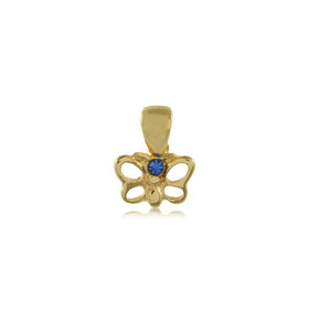 26332 18K Gold Layered Pendant