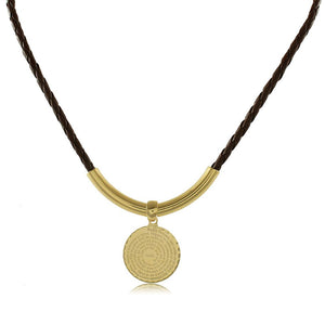 30136R 18K Gold Layered Necklace 45cm/18in