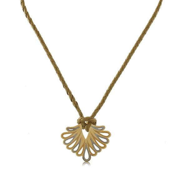 30139R 18K Gold Layered Necklace 45cm/18in