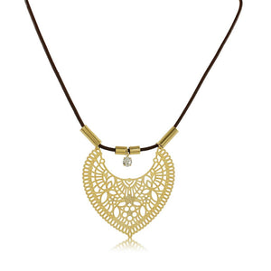 30164R 18K Gold Layered Necklace 45cm/18in