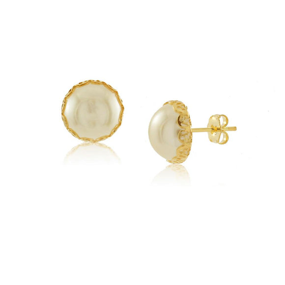 36000 18K Gold Layered Earring