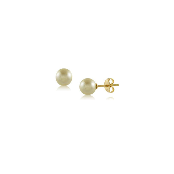 36027 18K Gold Layered Earring