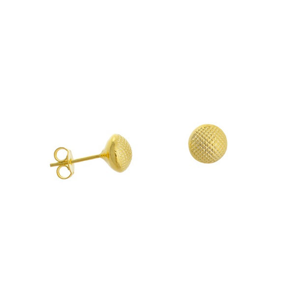 36044 18K Gold Layered Earring