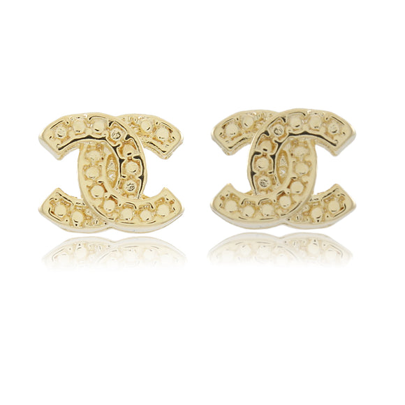 36056 18K Gold Layered Earring