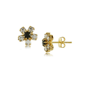 36063 18K Gold Layered Earring