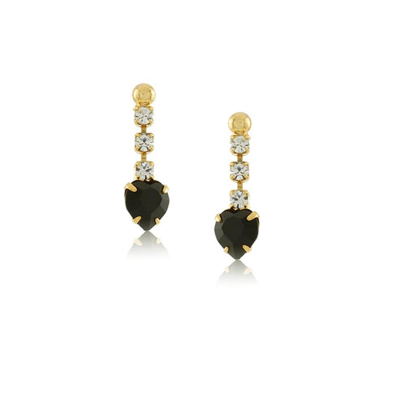 36066 18K Gold Layered Earring
