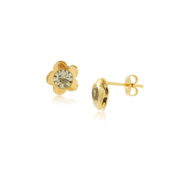 36079 18K Gold Layered Earring