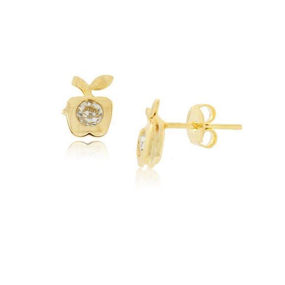 36083 18K Gold Layered Earring
