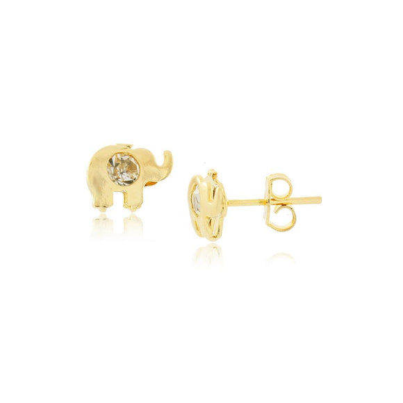 36086 18K Gold Layered Earring