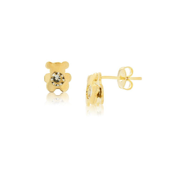 36088 18K Gold Layered Earring