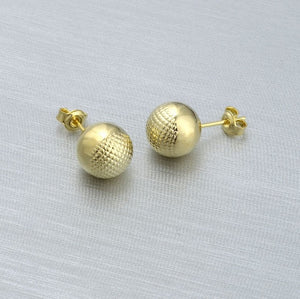 36096 18K Gold Layered Earring