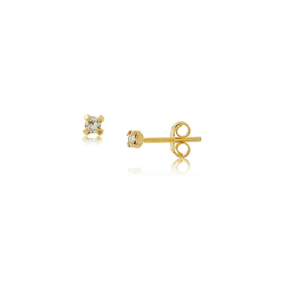 36135 18K Gold Layered Earring