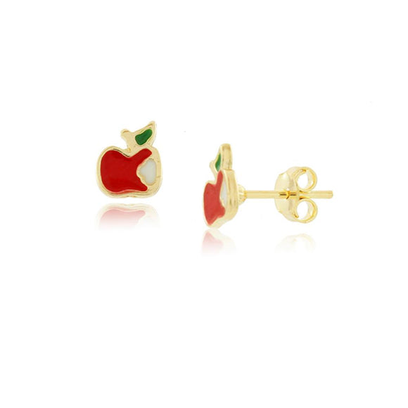 36138 18K Gold Layered Earring
