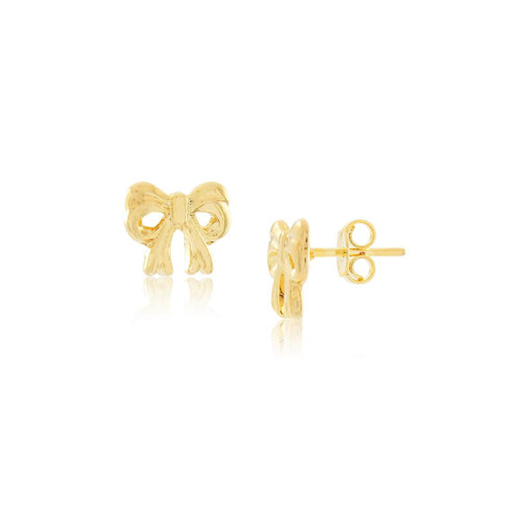 36173 18K Gold Layered Earring