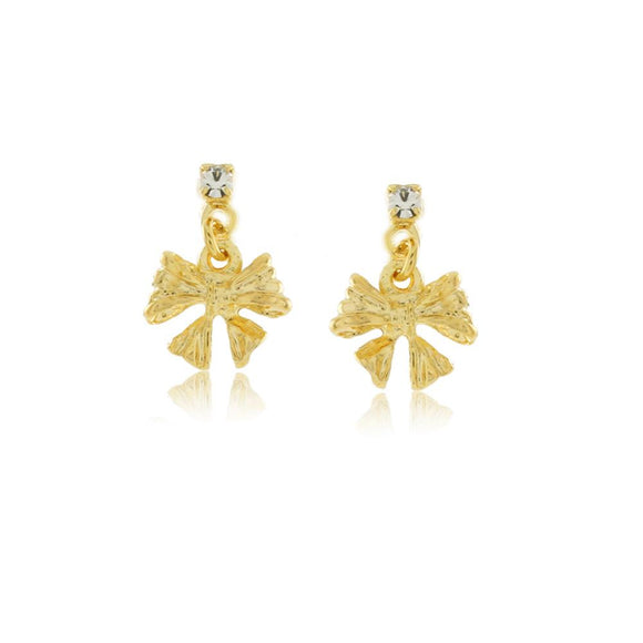 36181 18K Gold Layered Earring