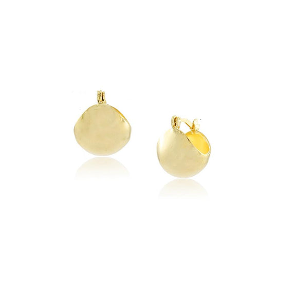 36259 18K Gold Layered Earring