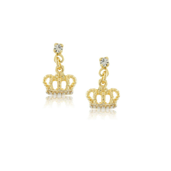 36284 18K Gold Layered Earring