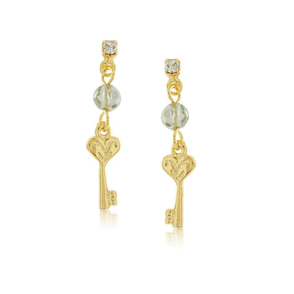 36288 18K Gold Layered Earring