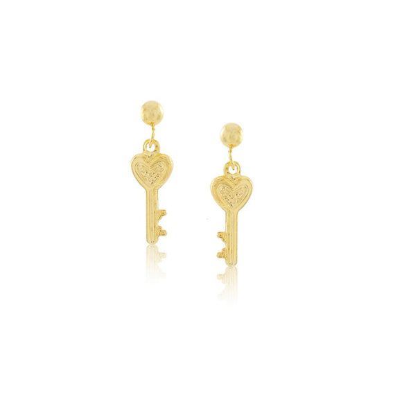 36310 18K Gold Layered Earring