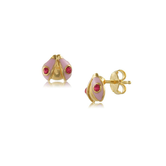 36331 18K Gold Layered Earring