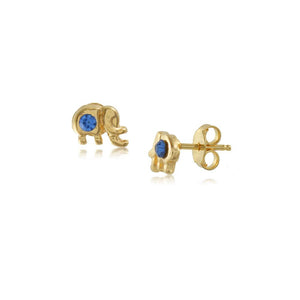 36334 18K Gold Layered Earring