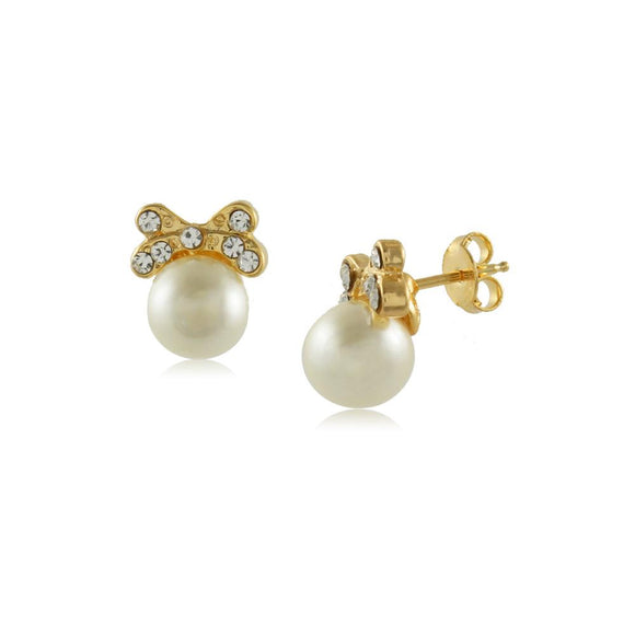 36337 18K Gold Layered Earring