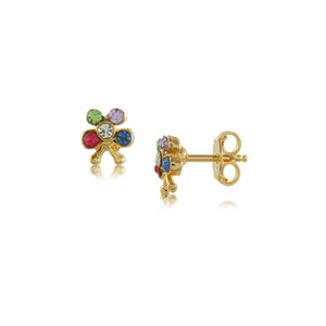 36342 18K Gold Layered Earring