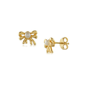36344 18K Gold Layered Earring