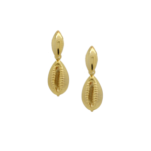 36393 18K Gold Layered Earring
