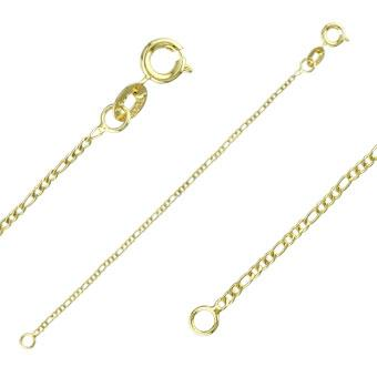 40026 18K Gold Layered -Chain 45cm/18in