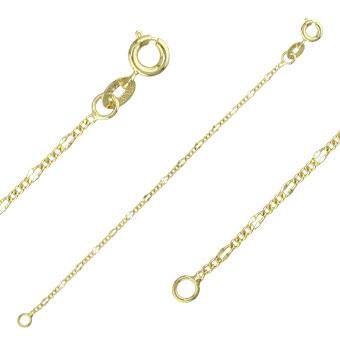 40076 18K Gold Layered -Chain 45cm/18in